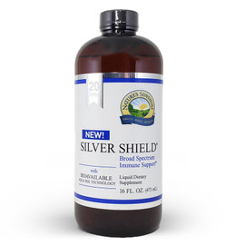 Silver Shield Liquid  (20ppm)
