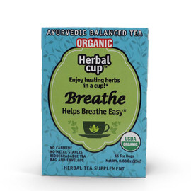 Breathe Ayurvedic Tea