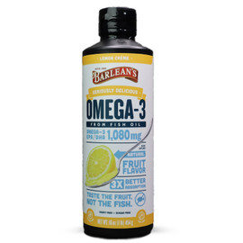 Omega 3 from Fish Oil - Lemon Creme