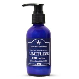 LIMITLESS CBD Lotion