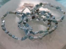 Larimar Bracelets