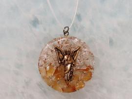 Archangel Uriel Orgone Pendants