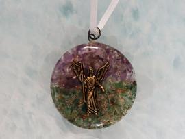Archangel Gabriel Orgone Pendants