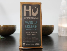 Hu Vanilla Crunch Dark Chocolate
