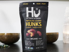 Hu Chocolate-Covered HUNKS - Cashews & Vanill Bean