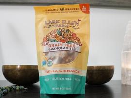 Grain-Free Granola Bites - Vanilla Cinnamon