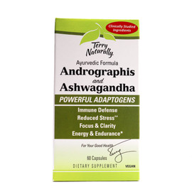 Andrographis and Ashwagandha