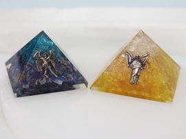 Angel Orgone Pyramid