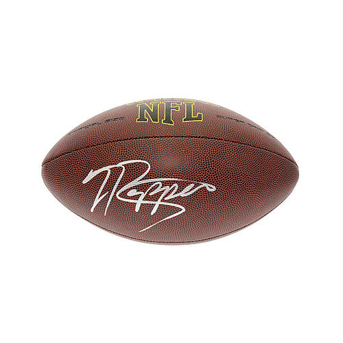7d130d9cef8 Jabrill Peppers Autographed Signed Cleveland Browns Wilson NFL Supergrip  Football - JSA Authentic