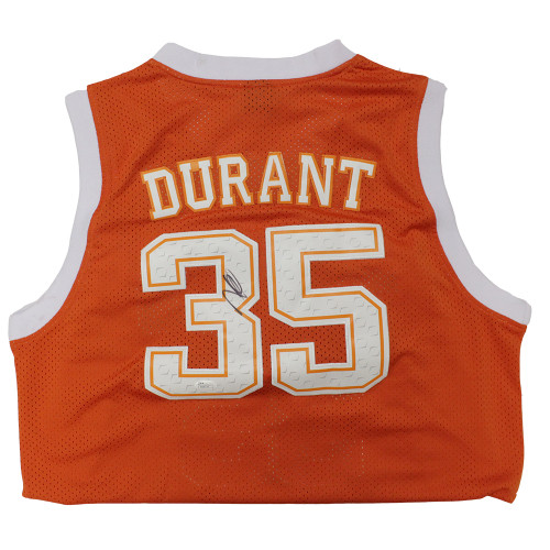 ca661c82448 Kevin Durant Autographed Signed Texas Longhorns Nike Retro Jersey - JSA  Certified Authentic