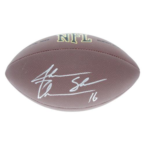 b34646cebe1 Jake Plummer Arizona Cardinals Autographed Wilson NFL Super Grip Football -  JSA Authentic