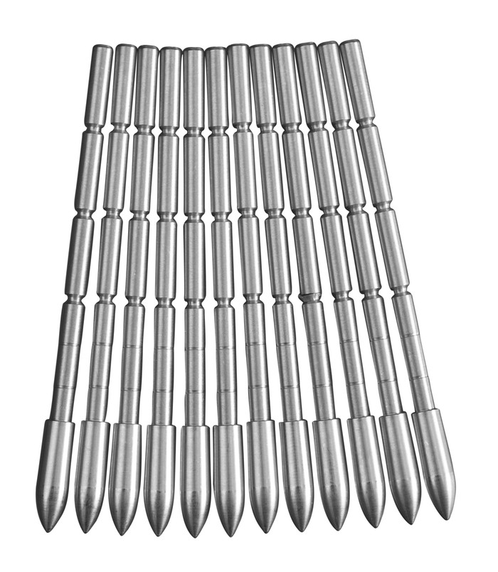 Storm 175 Grain Breakoff Points for 350 Spine-12Pk