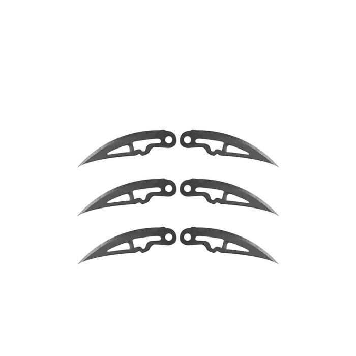 (6) Kratos Replacement Blades