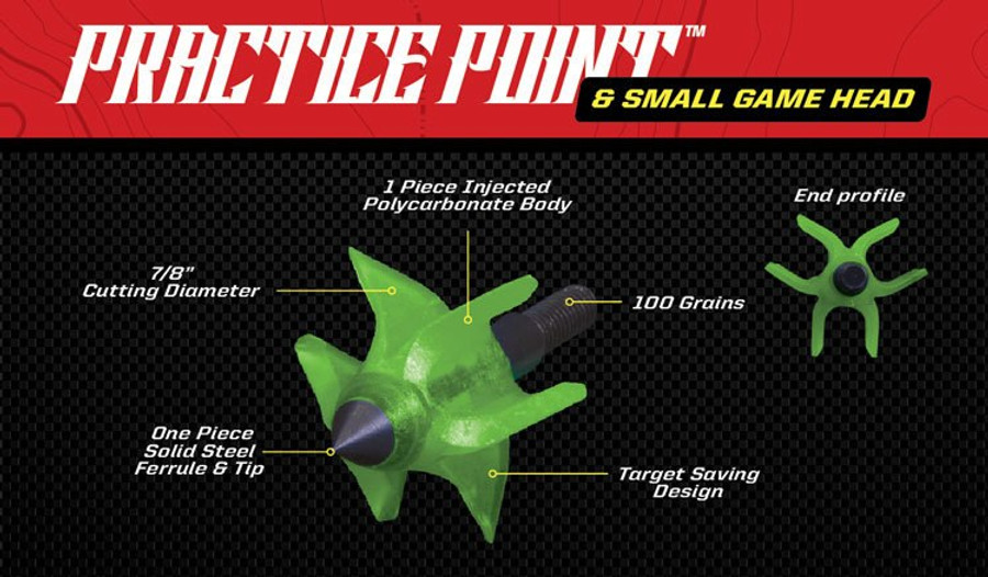 PRACTICE POINT - 100 GRAIN