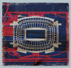 NRF Stadium Print on Reclaimed Wood