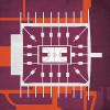 Virginia Tech Hokies - Cassell Coliseum City Print