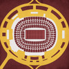 FedEx Field - Washington Redskins City Print