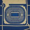 Edward Jones Dome - St. Louis Rams City Print