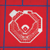 Citizens Bank Park - Philadelphia Phillies City Print