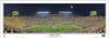 """A Night to Remember"" at Michigan Stadium Panoramic Poster"