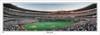 """Who's at Bat"" Cincinnati Reds Panoramic Framed Poster"