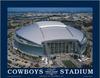 AT&T Cowboys Stadium Aerial Poster