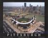 PNC Park Aerial Poster
