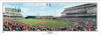 """""""First Pitch"""" Cincinnati Reds Panoramic Framed Poster"""