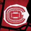 Mercedes-Benz Stadium - Atlanta Falcons City Print