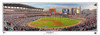 "Atlanta Braves ""First Pitch"" at SunTrust Park Panoramic Framed Poster"