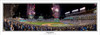 """Chicago Cubs """"Ring Ceremony"""" Wrigley Field Panoramic Framed Poster"""
