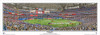"""Toronto Blue Jays """"Opening Day"""" Rogers Centre Panoramic Framed Poster"""