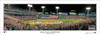 """2018 World Series """"Opening Ceremony"""" Fenway Park Panoramic Poster"""