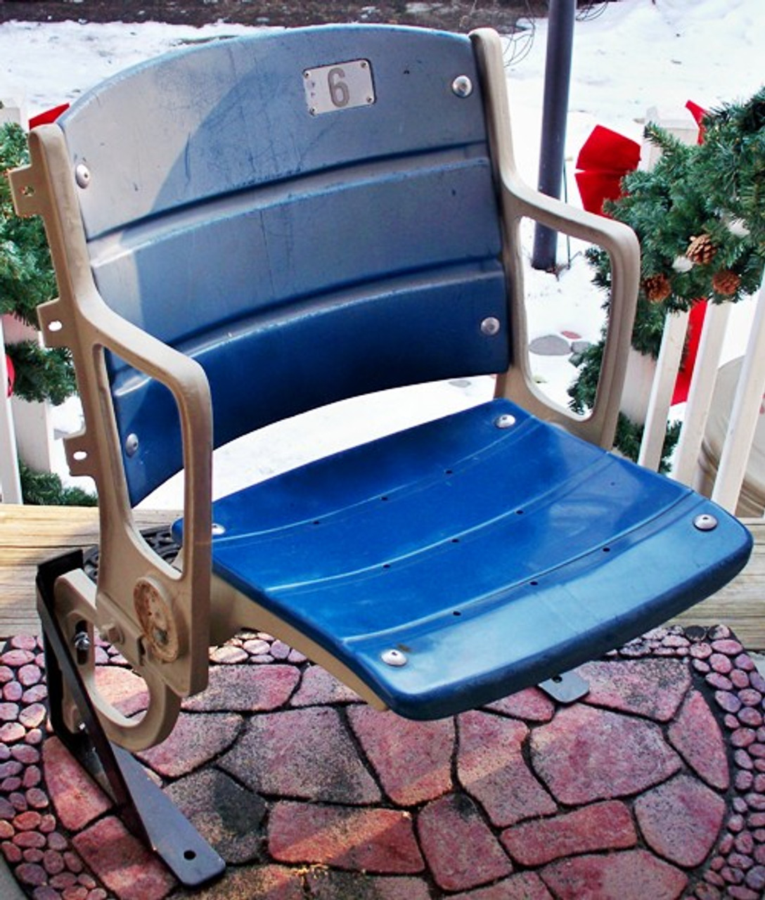 Shea Stadium Seat - New York Mets