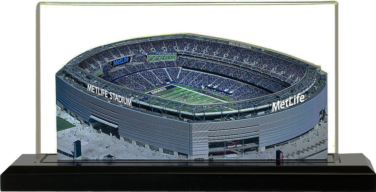 MetLife Stadium New York Giants 3D Stadium Replica