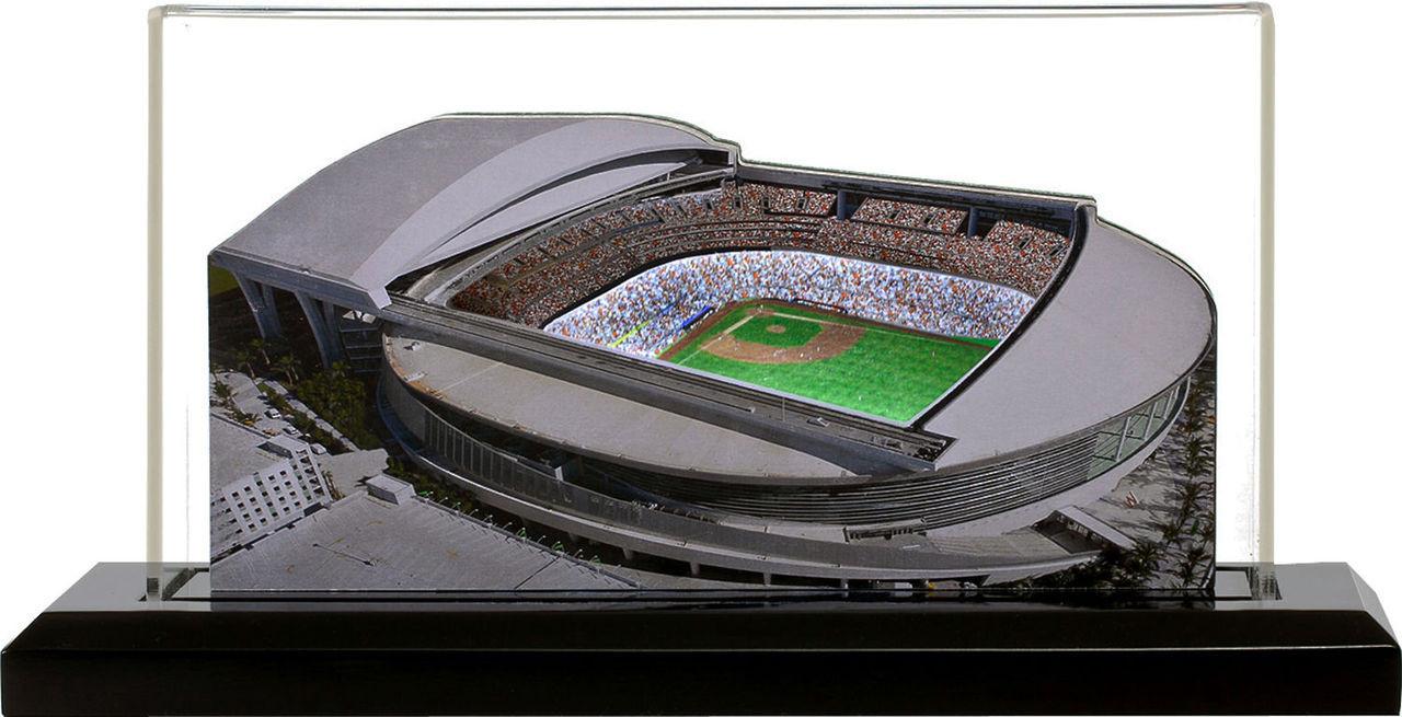 Marlins Park Miami Marlins 3D Ballpark Replica