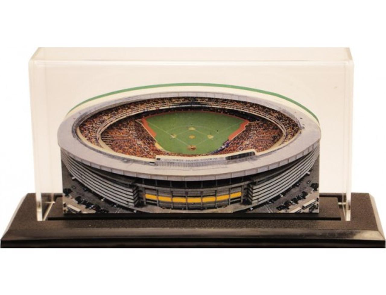 Three Rivers Stadium Pittsburgh Pirates 3D Ballpark Replica