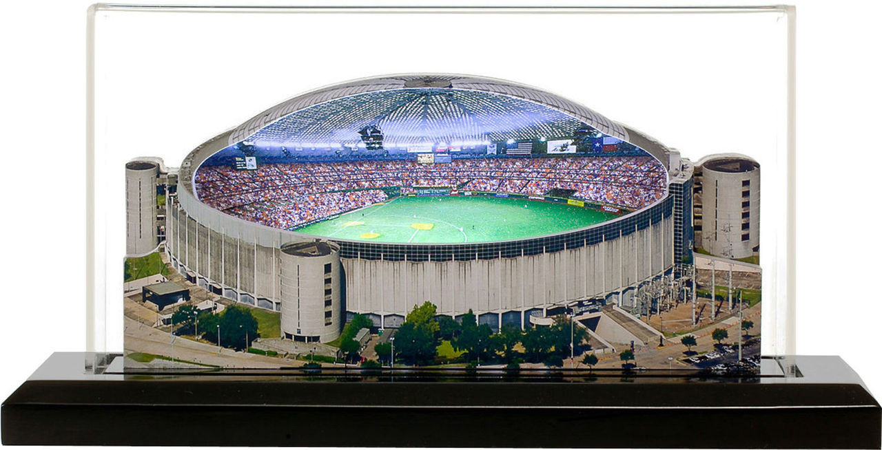 Astrodome Houston Astros 3D Replica