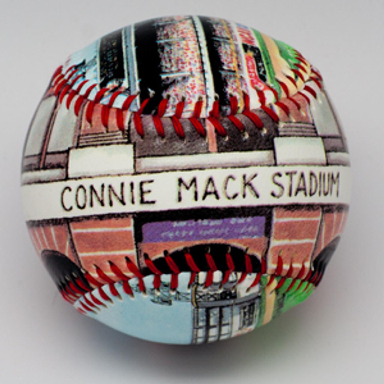 Connie Mack Stadium Baseball