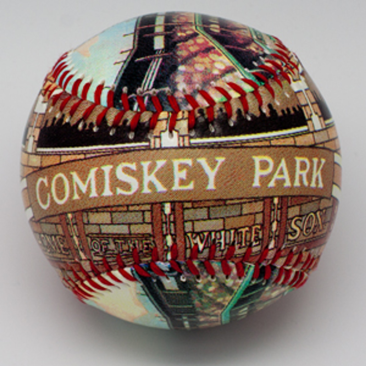 Comiskey Park Stadium Baseball