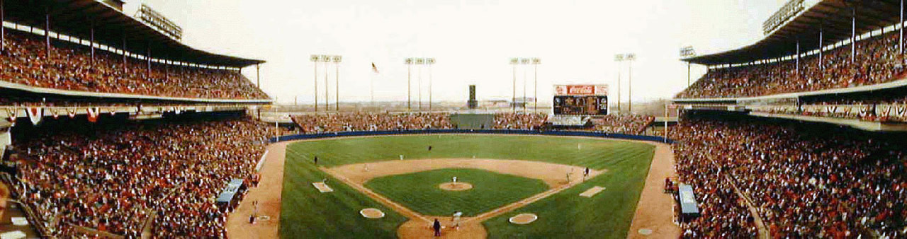 """Opening Day"" Milwaukee Brewers at County Stadium ..."