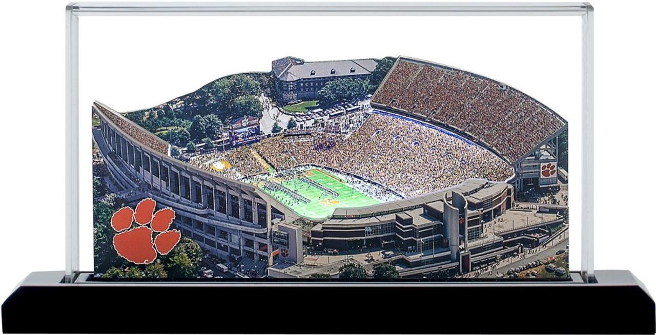 Clemson Tigers/Memorial Stadium 3D Stadium Replica