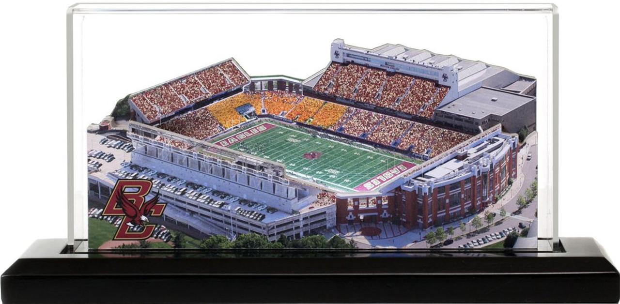 Boston College Eagles/Alumni Stadium 3D Stadium Replica