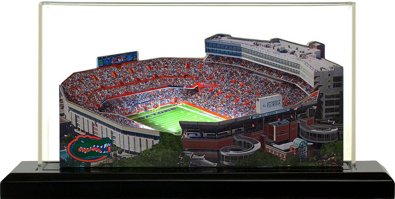 Florida Gators/Ben Hill Griffin Stadium 3D Stadium Replica