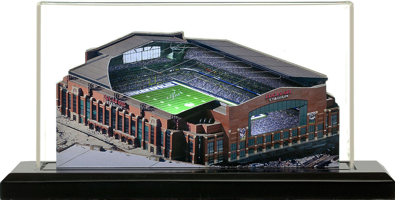 Lucas Oil Stadium Indianapolis Colts 3D Stadium Replica