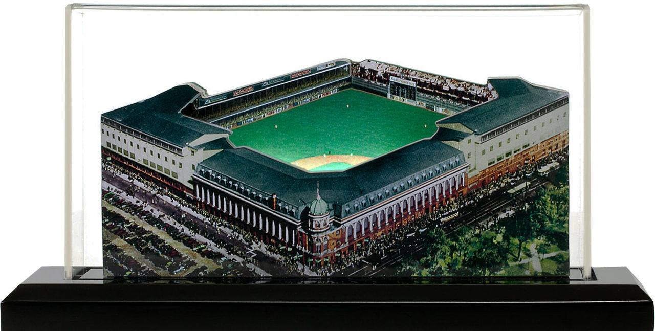 Shibe Park Philadelphia Phillies 3D Ballpark Replica