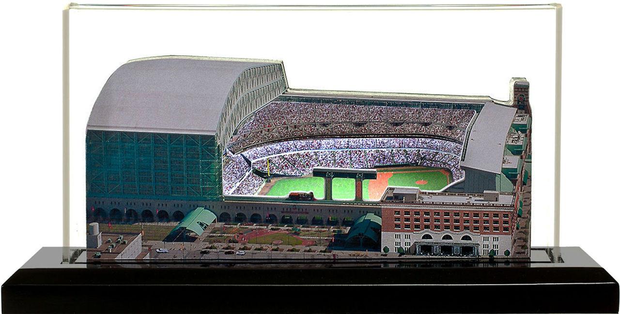 Minute Maid Park Houston Astros 3D Ballpark Replica