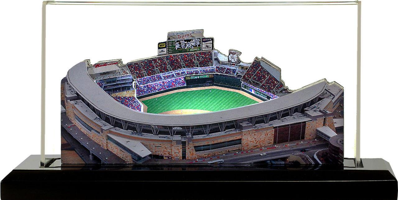 Target Field Minnesota Twins 3D Ballpark Replica
