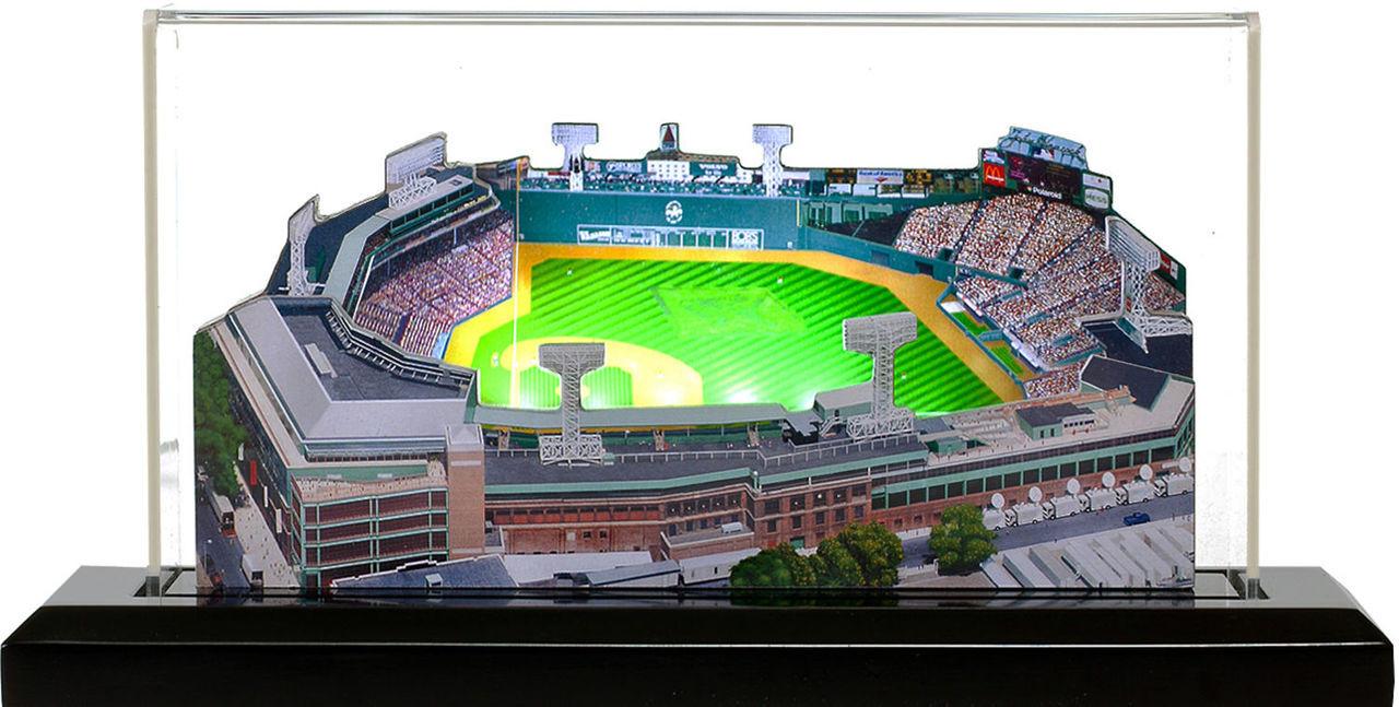 Fenway Park Boston Red Sox 3D Ballpark Replica