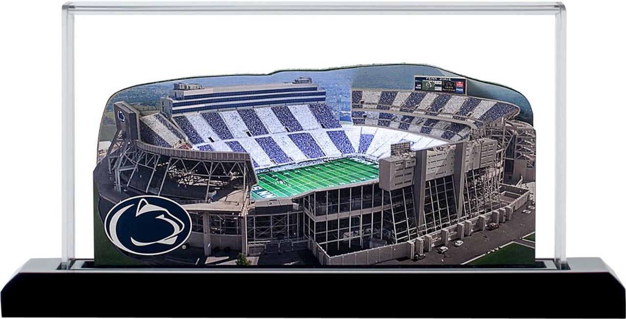 Penn State Nittany Lions/Beaver Stadium 3D Stadium Replica